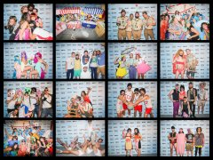 collage photocall